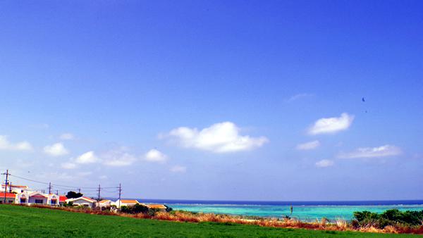 美しい島「小浜島」
